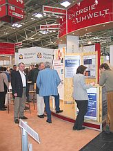 I.H.M. 2006 Messestand BayernEnergie